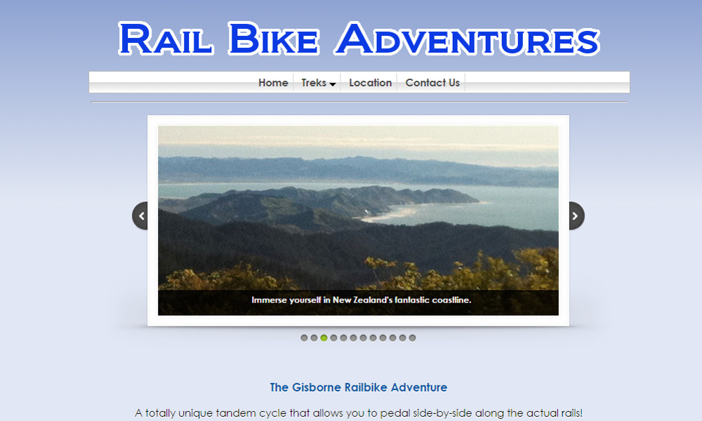 Rail Bike Adventures